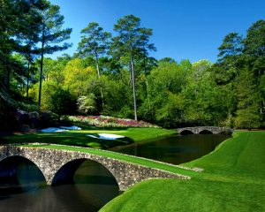 The Masters 10 Places